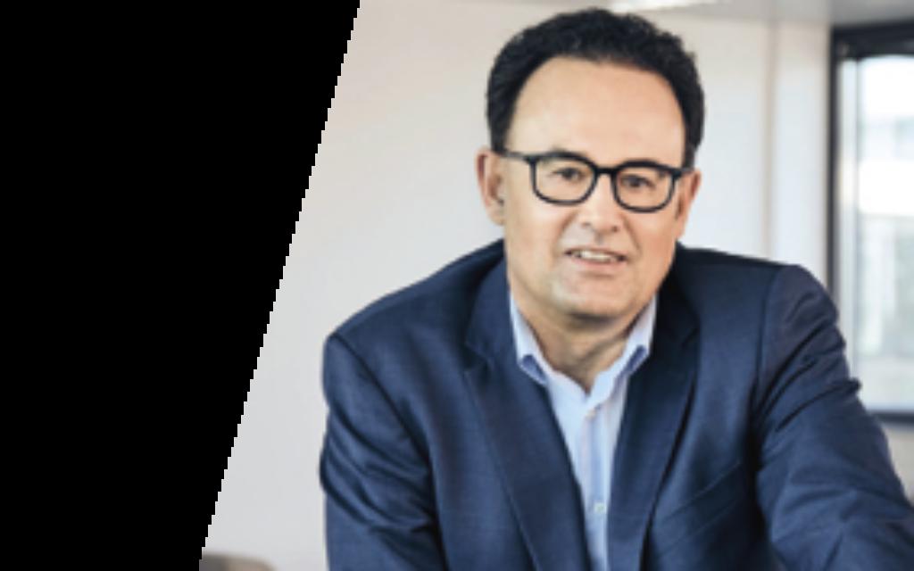 Digitalisierung in der Industrie, Dr. Sebastian Ritz