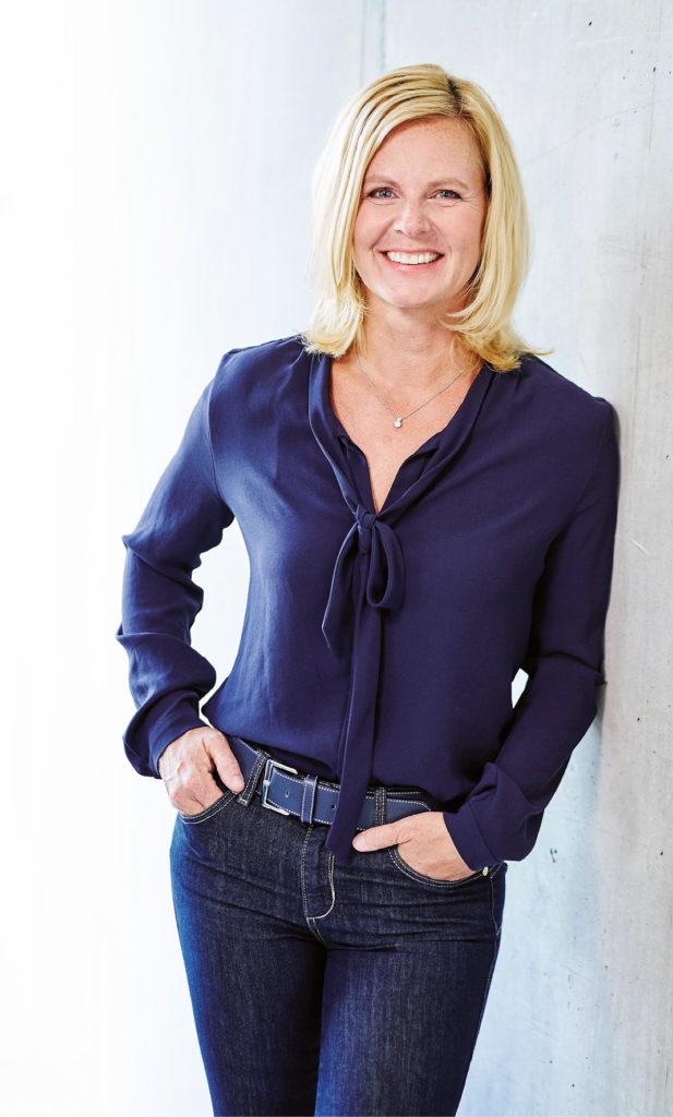 Annette Maier von Google Cloud