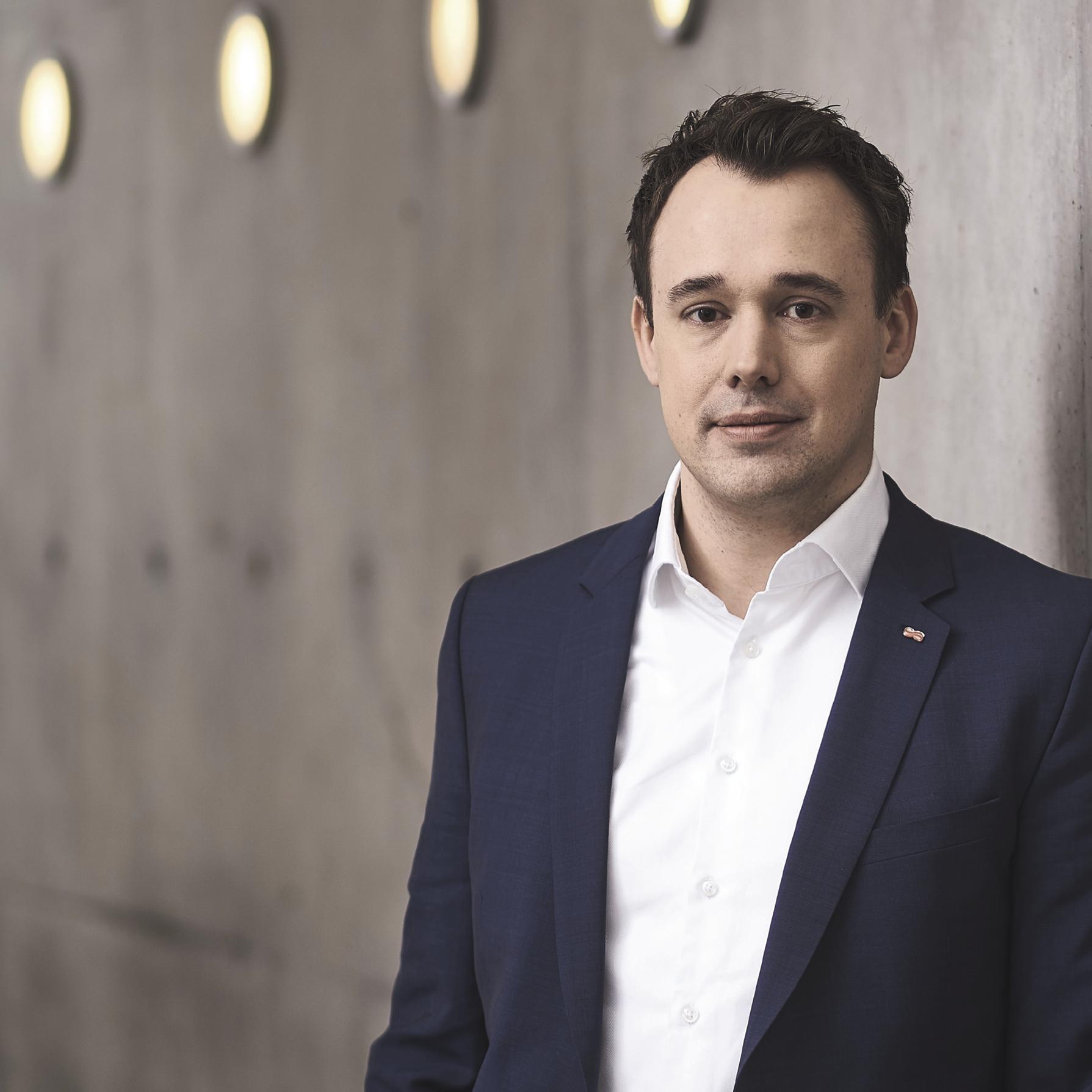 IT-Infrastruktur Unternehmen, Markus Hahn