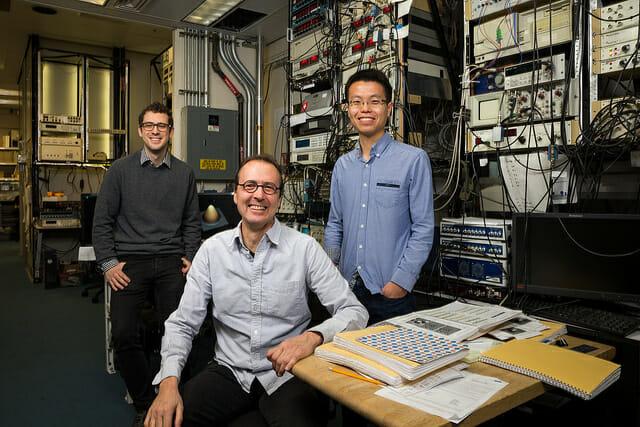 Das IBM-Research-Team