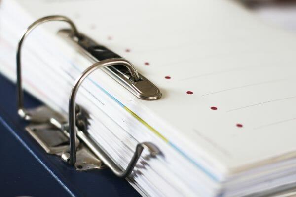 Dokumentenordner