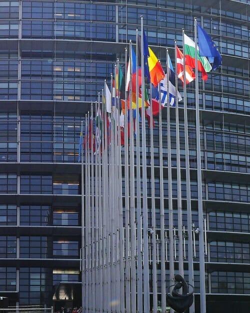 Flaggen der EU-Staaten
