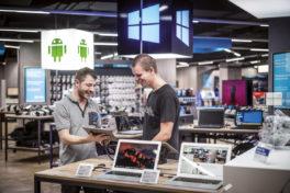 Conrad Electronics Cloud für Unternehmen
