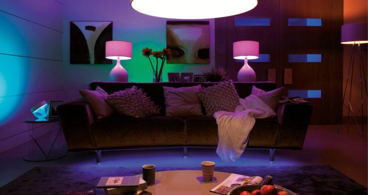 Philips Hue Cloud Philips Lightning