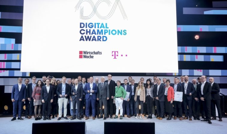 Digital Champions Award