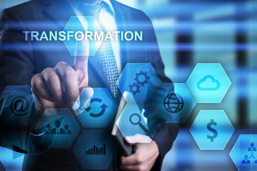 Agile Transformation Digitalisierung Digitale Transformation