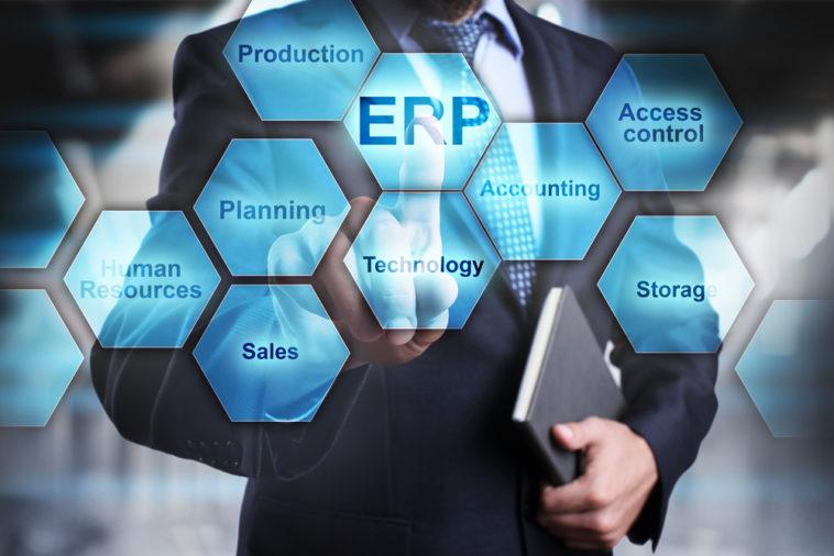 ERP-Lösungen ERP-System