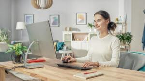 Flexibles Arbeiten Homeoffice E-Learning-Angebot
