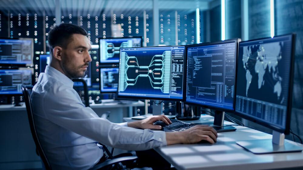Cyberkriminalität IT-Sicherheit Cybersecurity