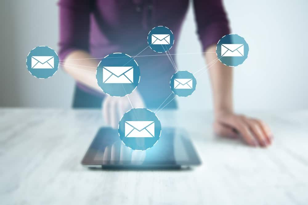 Mail-Verkehr