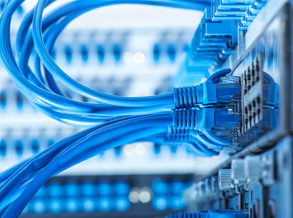 Glasfasernetzwerk Firmennetzwerke