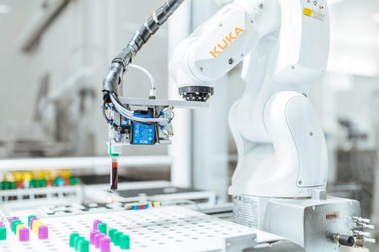 Robotik im Kampf gegen Covid-19