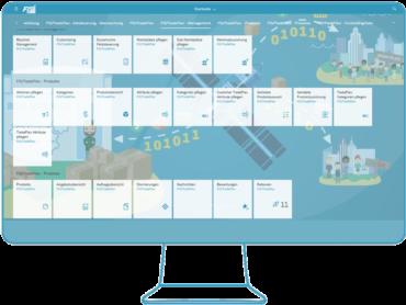 SAP-System: Mit effizienter Anbindung den Umsatz auf Online-Marktplätzen steigern