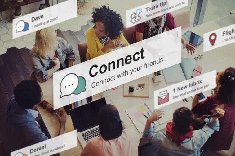 B2B-Kommunikation