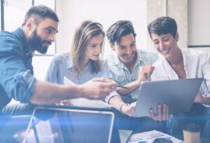 Digital Employee Experience Talentsuche Start-ups Cloud-native Arbeitswelt Digital Business Cloud
