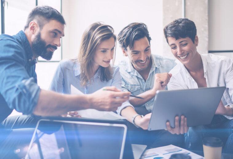 Start-ups Cloud-native Arbeitswelt Digital Business Cloud