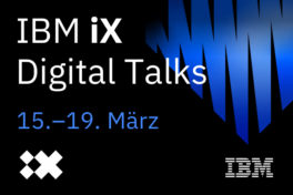 IBM iX Digital Talks