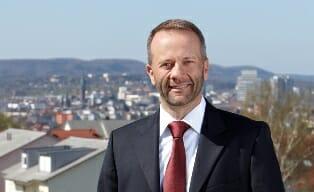 """""""Wir freuen uns, dass wieder Kunden für unsere Praxistage zur Verfügung stehen"""", sagt Henrik Hausen, Vorstand der Alpha Business Solutions AG."""