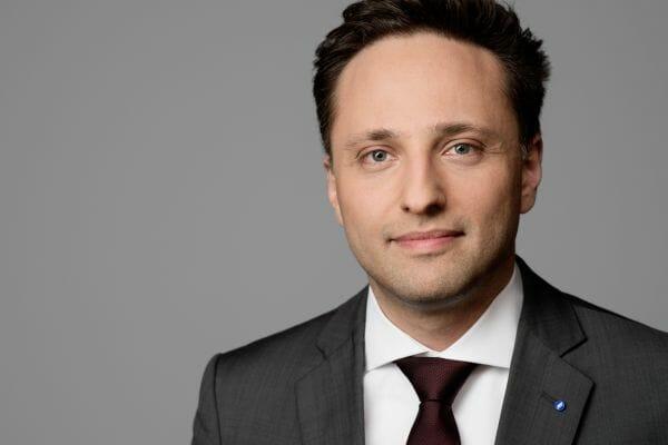 Ammar Alkassar, Geschäftsführer von Rohde & Schwarz.