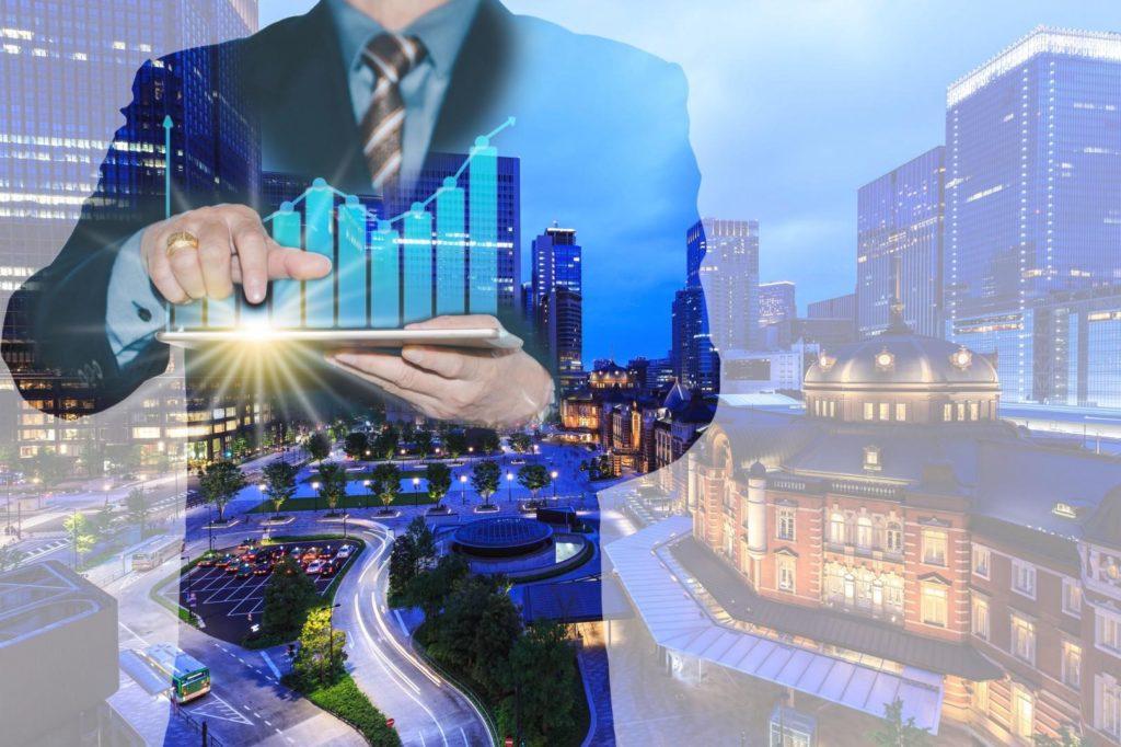 Digitalisierung der Banken