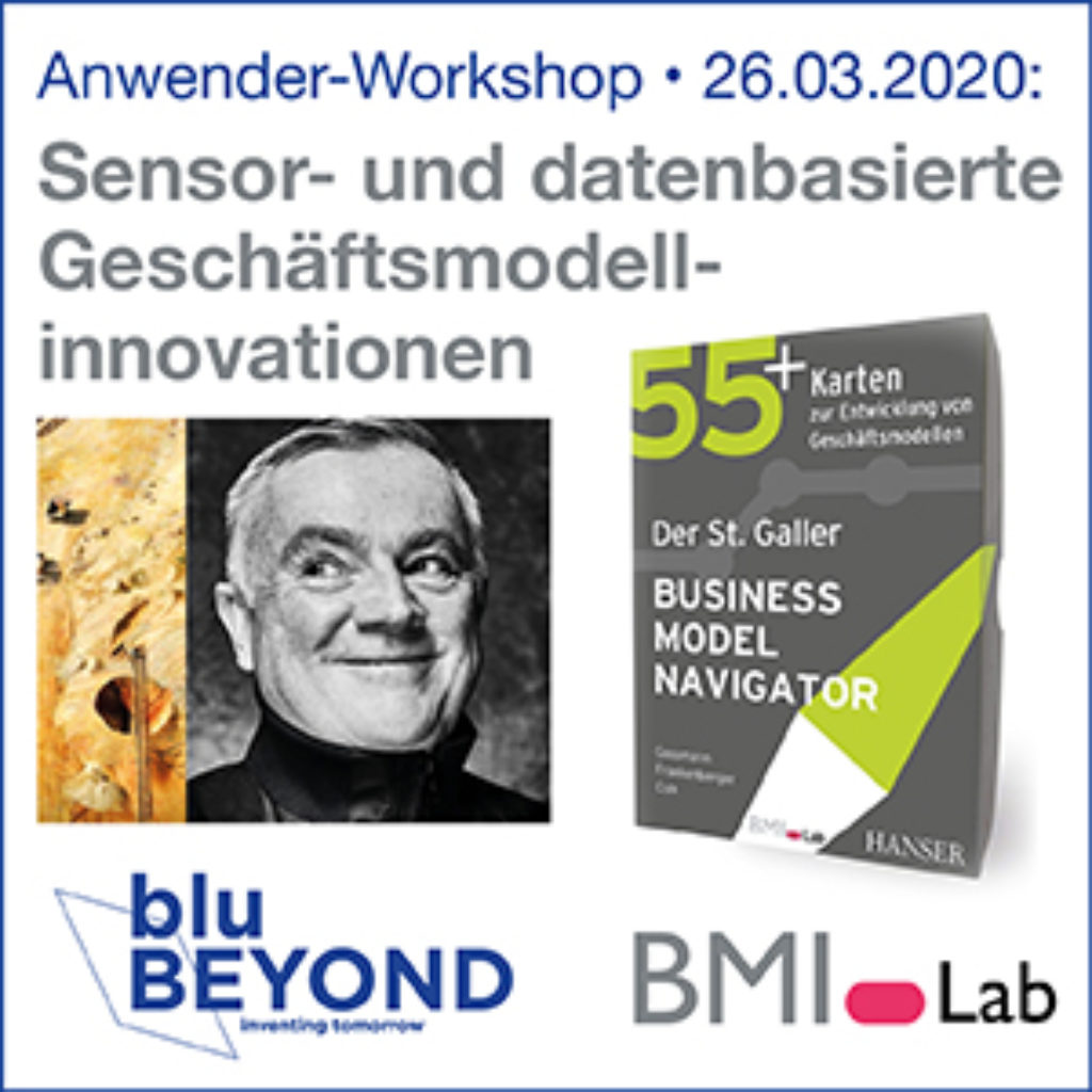 blu BEYOND BMI Lab Deutschland