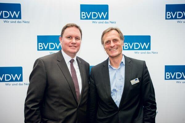 Neujahrsempfang des BVDW.