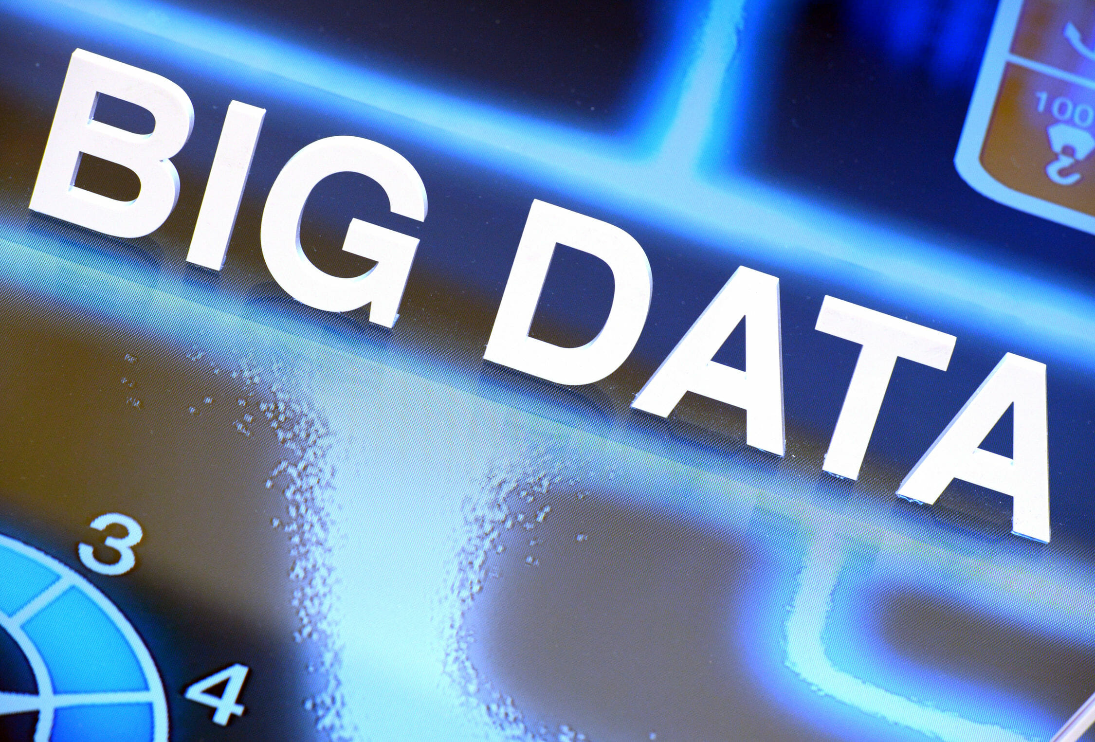 Big Data auf der CeBIT.
