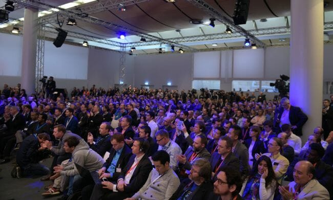 CeBIT Global Conferences 2015.
