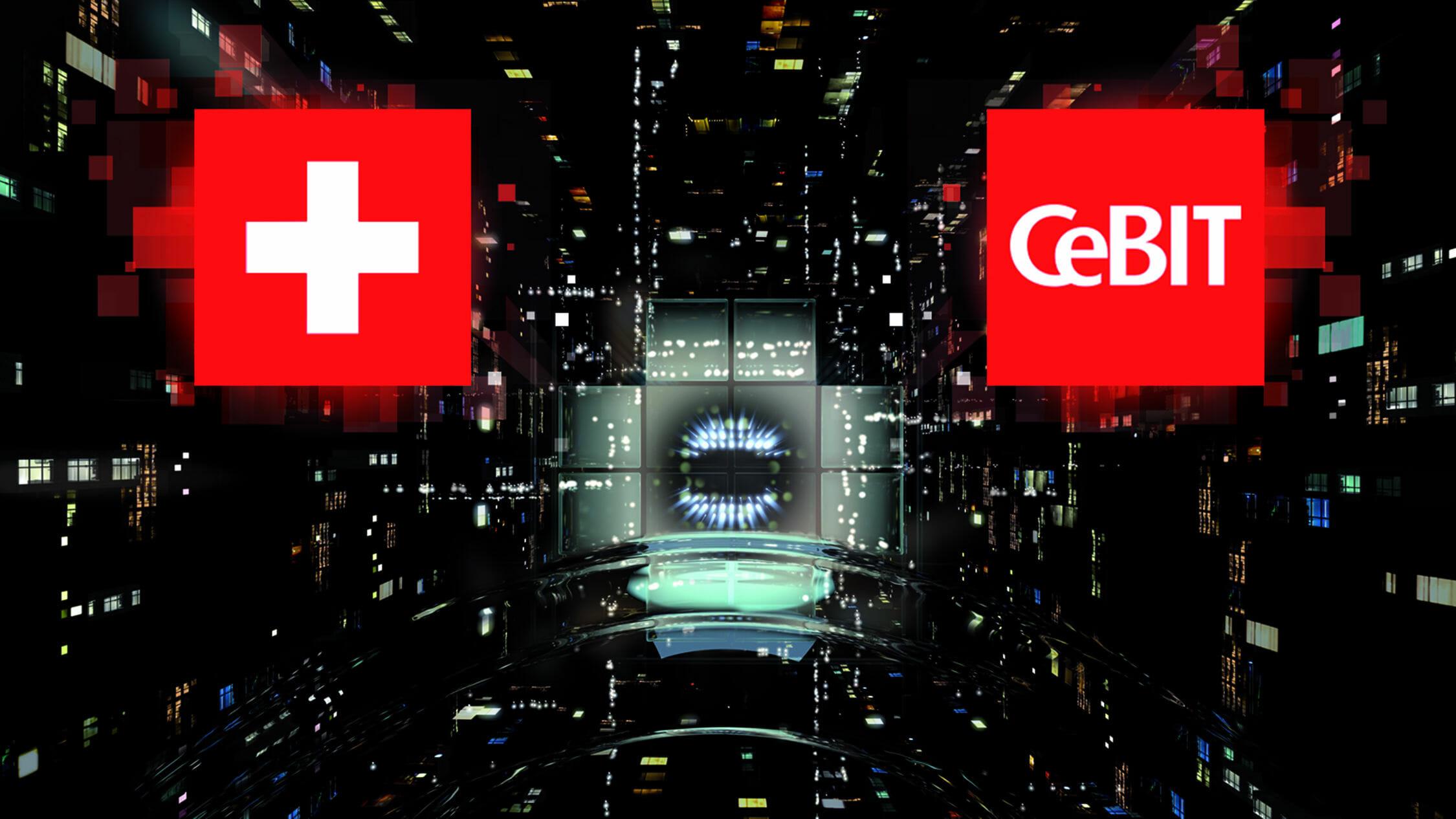 Schweiz Partnerland der CeBIT 2016