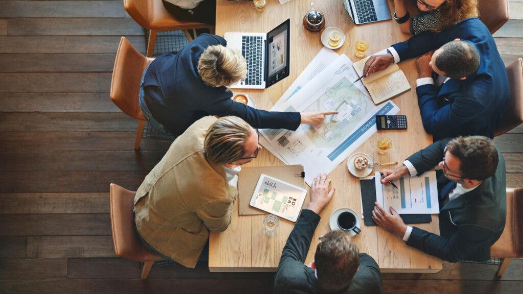 Collaboration-Tools Kollaborationsplattformen Zusammenarbeit