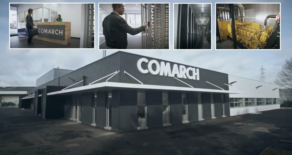 Rechenzentrum Comarch