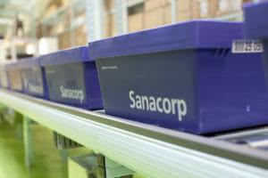 E-Invoicing Sanacorp