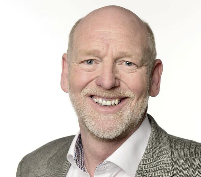 Holger Behrens, Vorstand bei der cormeta ag.