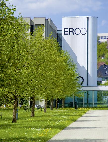 ERCO-Stammhaus in Lüdenscheid.