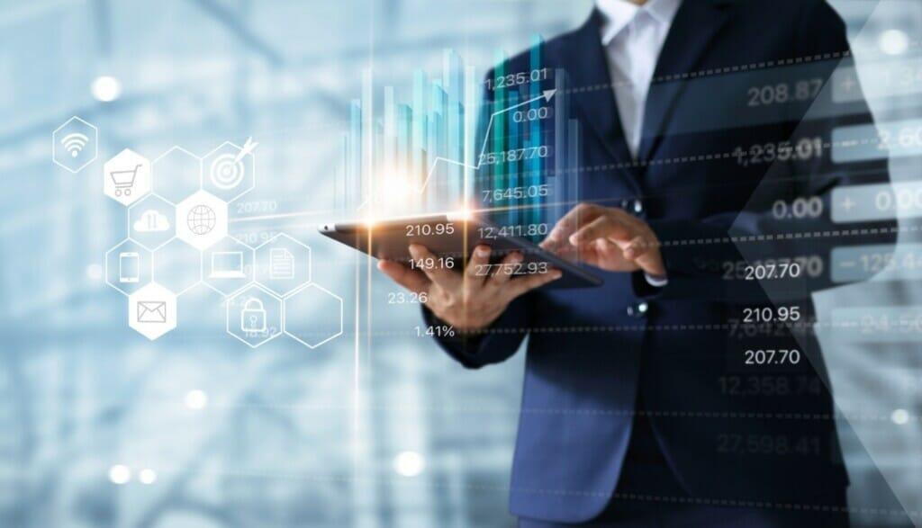 Budgetplanung Digitalisierung Digitale Transformation