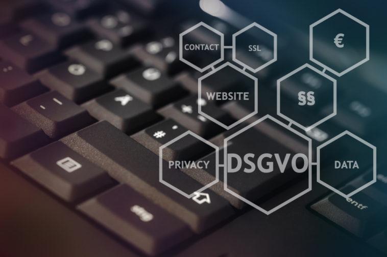 Privacy shield Online-Vertrieb