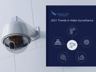 Videoüberwachungssysteme: 5 wichtige Trends für 2021