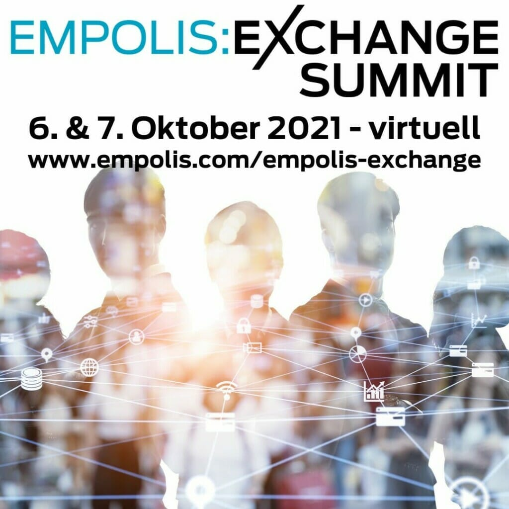 Empolis Exchange 2021