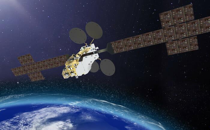 Satellit Konnect VHTS