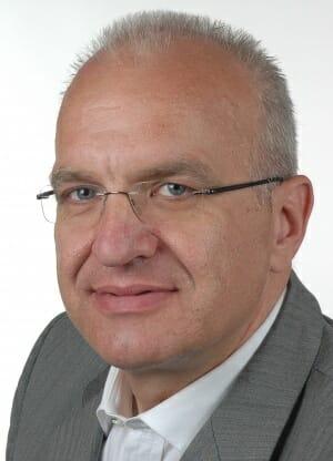 Olaf Fischer, Geschäftsführer von Claranet Deutschland