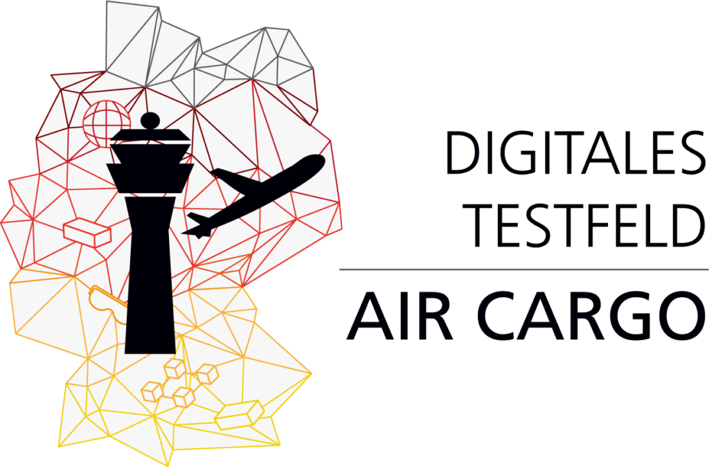 Luftfracht digitales Testfeld Air Cargo