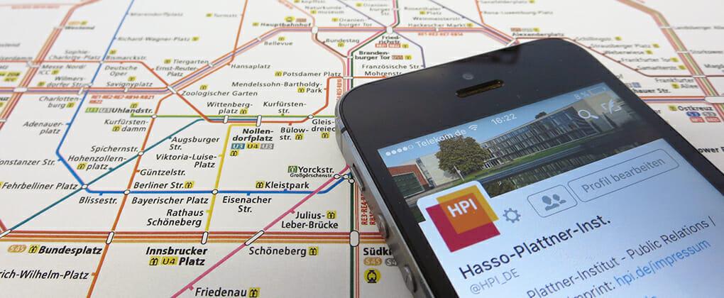 Datenanalyse im S-Bahn-Verkehr.