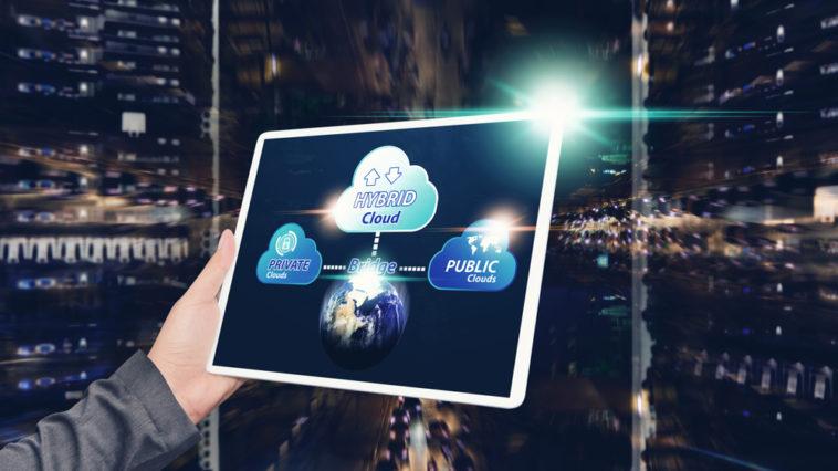 Cloud-Migration Hybrid-Cloud-Lösungen Hybrid Cloud