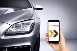 Neue Autohandelsplattform Carmato