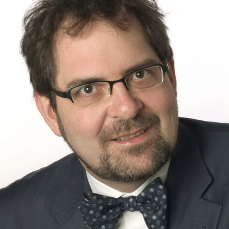 Dr Thomas Lapp, Vorsitzender der NIFIS.