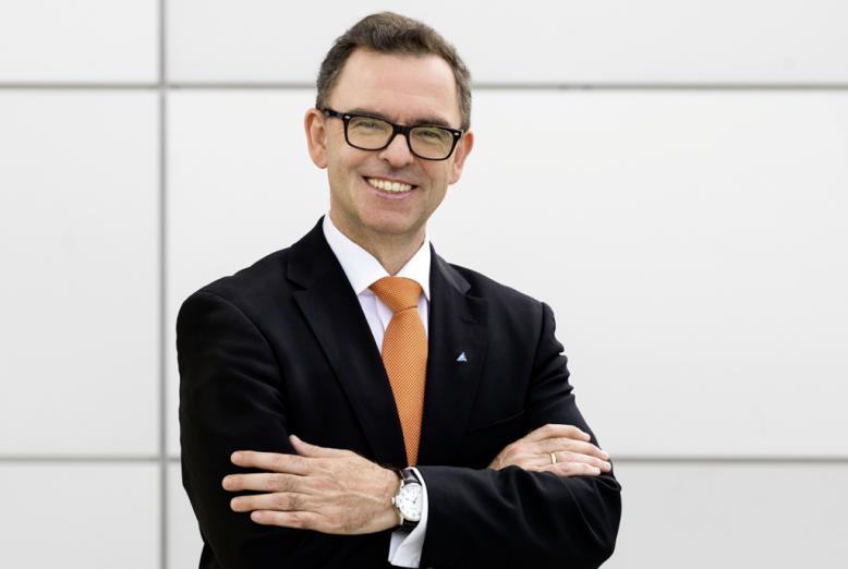 Björn Haan, Geschäftsführer der TÜV Rheinland i-sec.