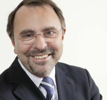 Konrad Kandziora, Vorstand des ITDZ Berlin