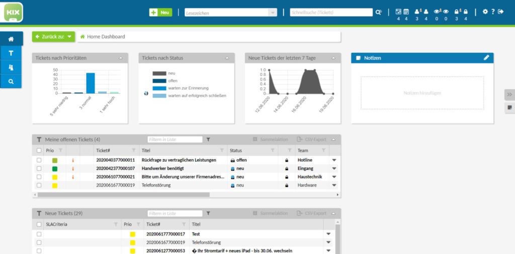Digitalisierungsprojekte Field Service Management KIX