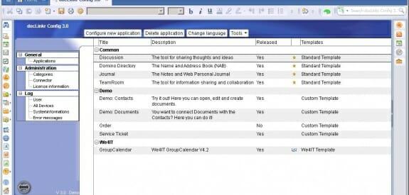 Die mobile Lösung docLinkr für IBM-Domino-Anwendungen enthält eine Vielzahl von neuen Funktionen.