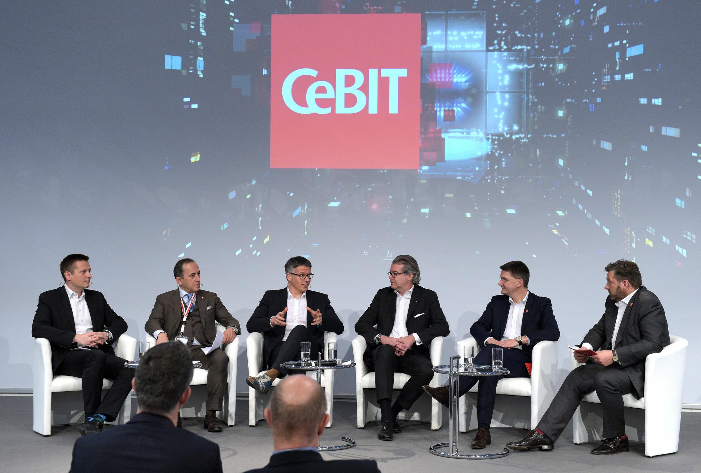 CeBIT 2016: die Veranstalter ziehen eine positive Bilanz.